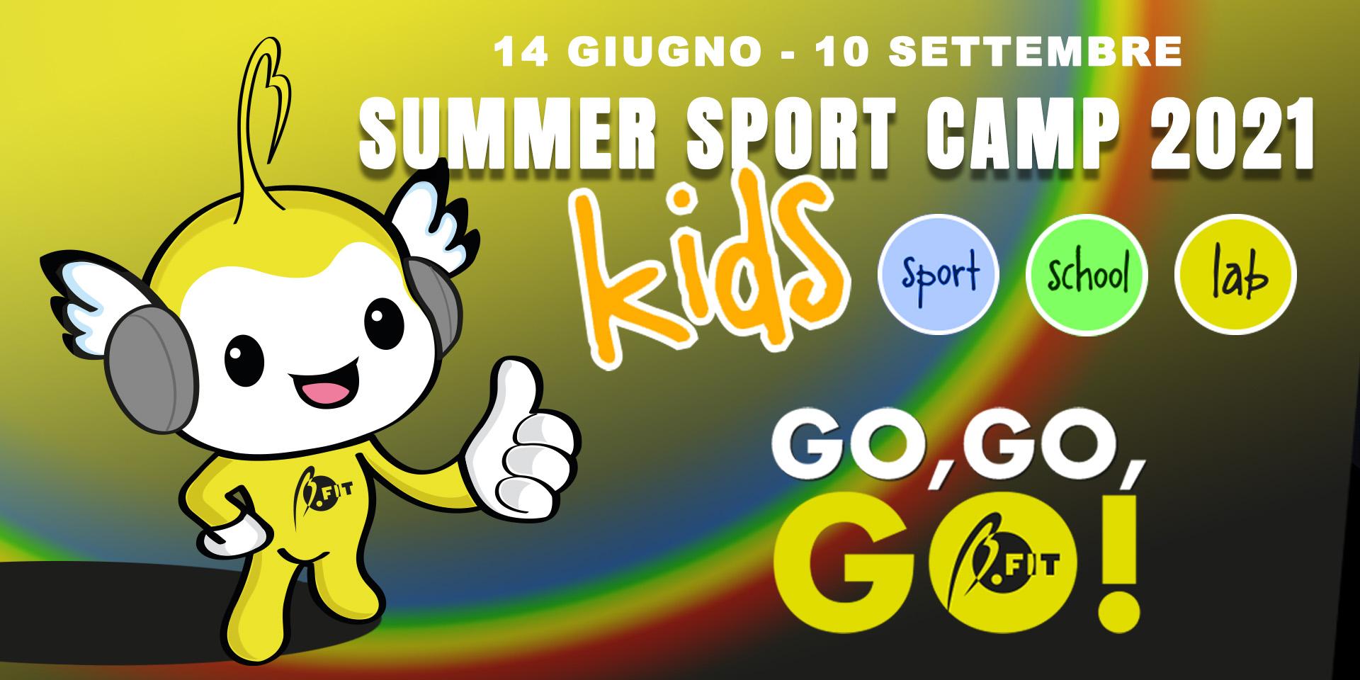 Banner kids 2021 summer sport camp
