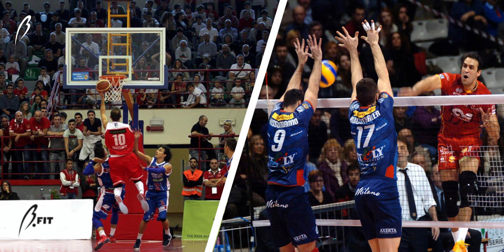Vittoria Pallavolo e Basket Legnano
