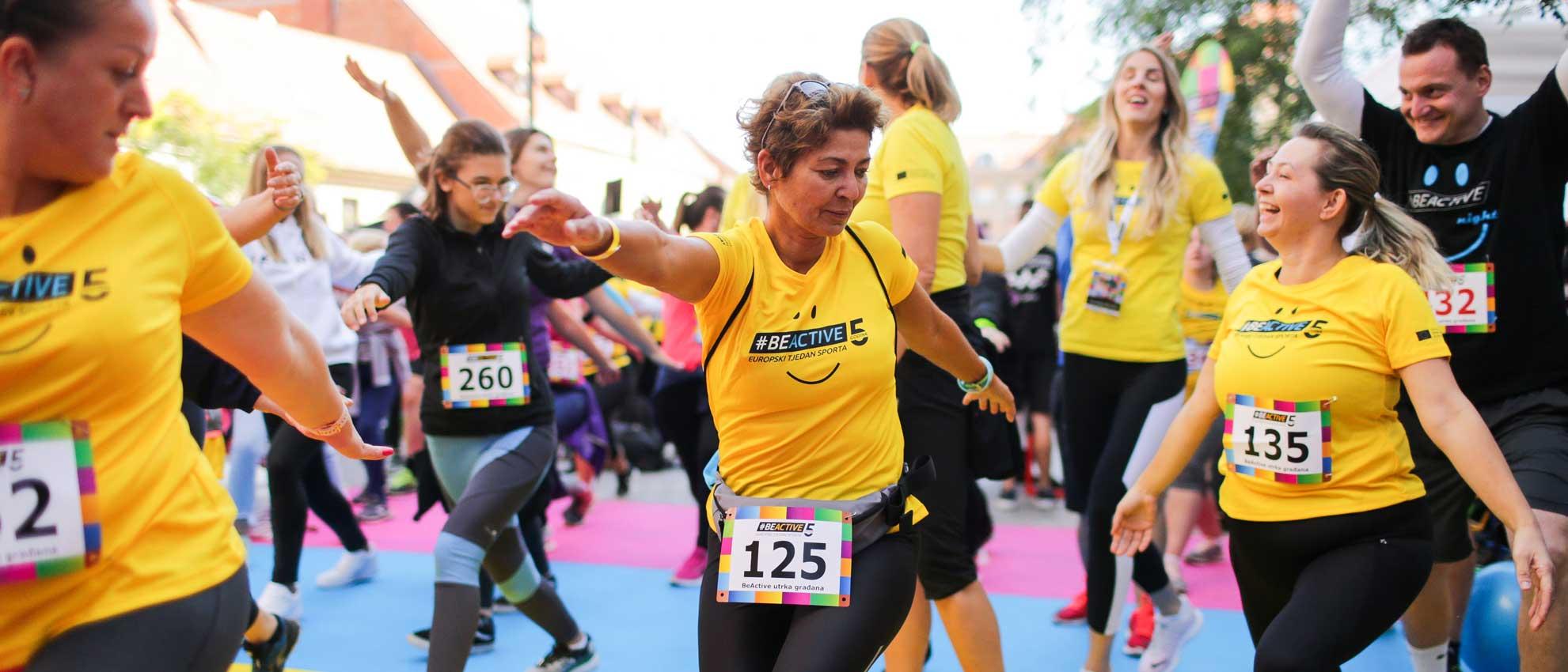 Banner european week of sport