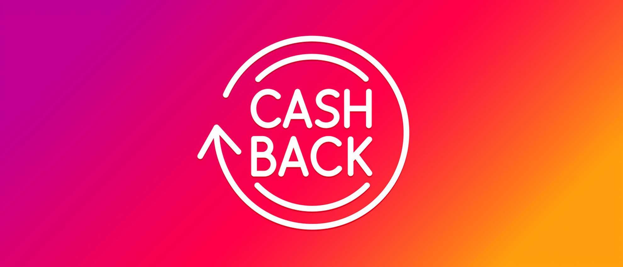 Banner cash back!